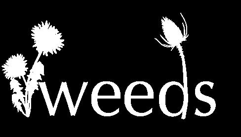 Weeds Cedarburg Logo